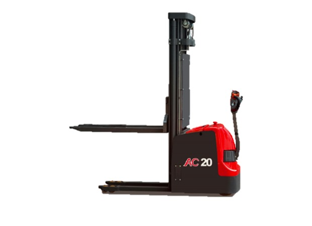 CDD20J Electric Stacker - Forkover - 4,500 lbs