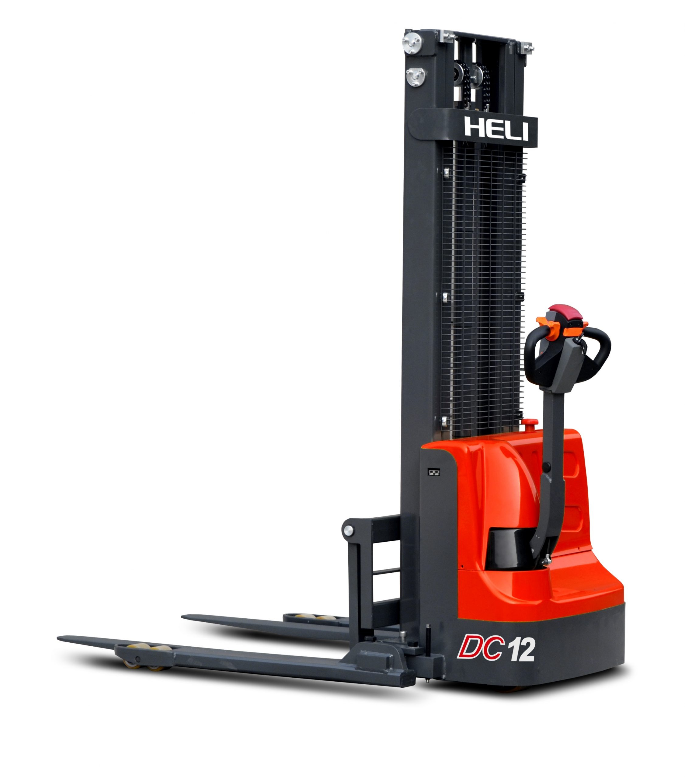 CDD12J-K Electric Stacker - Straddle - 2,650 lbs