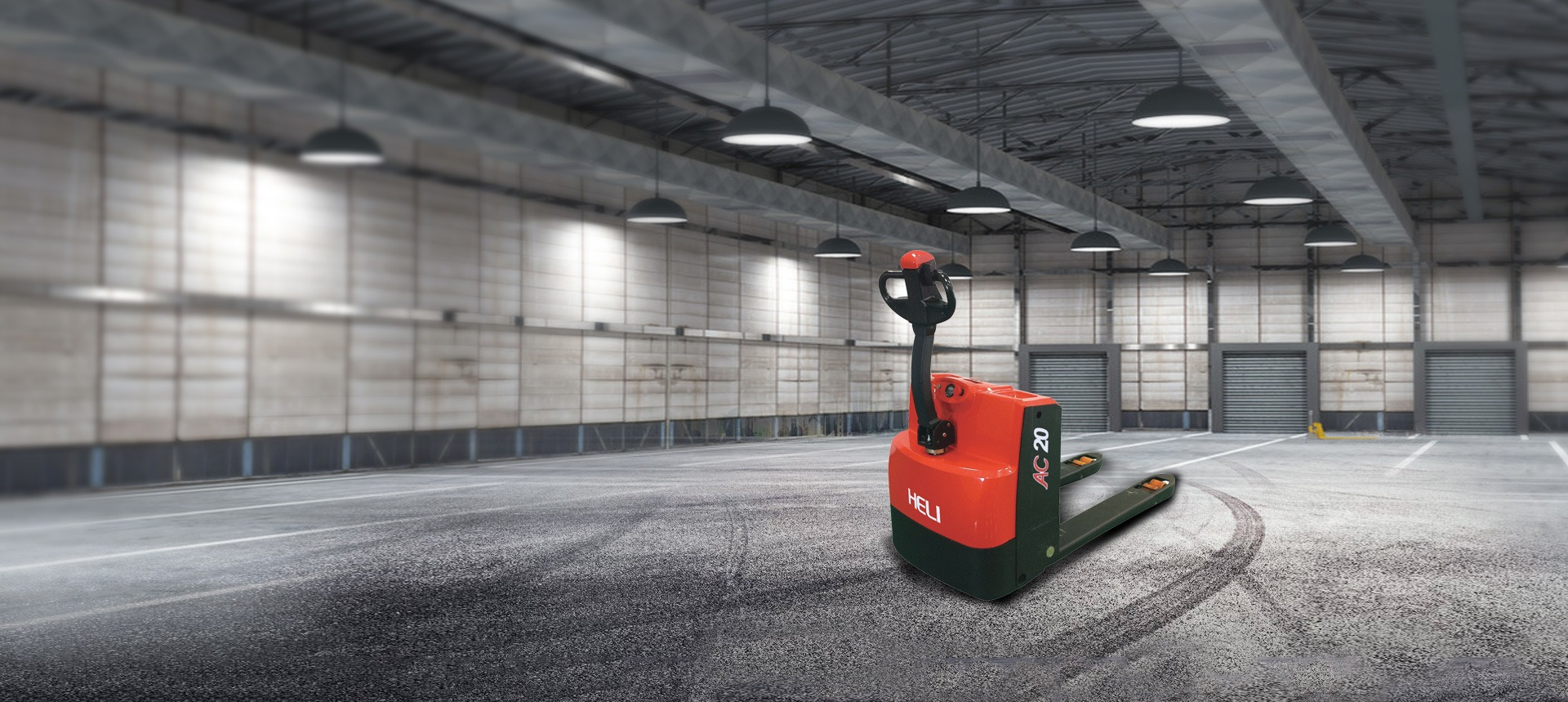 Why choose an electric pallet over a manual pallet truck